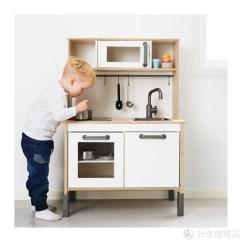 Childrens Kitchens Decorative Kitchen Wall Art 一切为了娃的 过家家 废纸箱diy 儿童厨房组合 什么值得买 儿童厨房