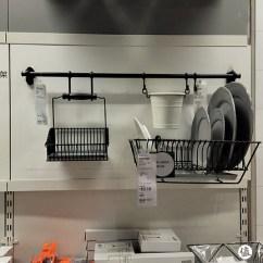 Ikea Kitchen Rack Sink Size For 宜家厨房挂架 墙面储物好物选购推荐 什么值得买 墙面储藏件选购指南