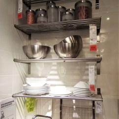 Wood Kitchen Set Designer 宜家厨房挂架 & 墙面储物好物选购推荐_什么值得买