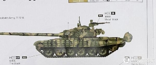 國產樂高積木 mod 篇一:T72坦克 用料古迪積木T62坦克X2_汽車模型_什么值得買