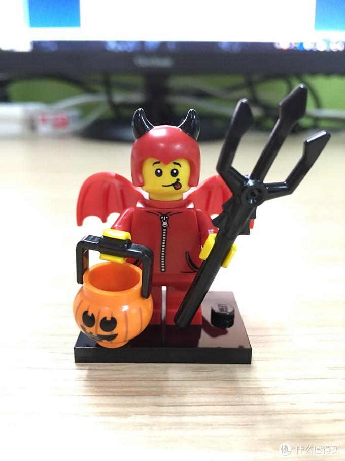 #本站首曬#LEGO 樂高 71013 第16季樂高人仔抽抽樂開箱_樂高_什么值得買