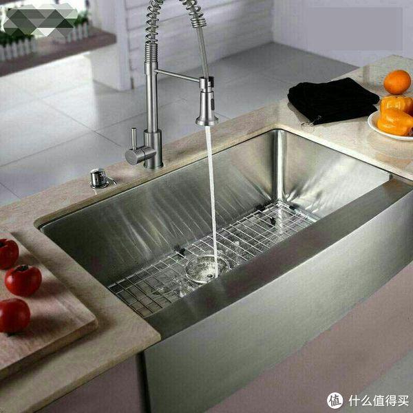 kitchen sink 33 x 22 kohls mats 厨房水槽篇五 如何选择厨房水槽的尺寸 什么值得买