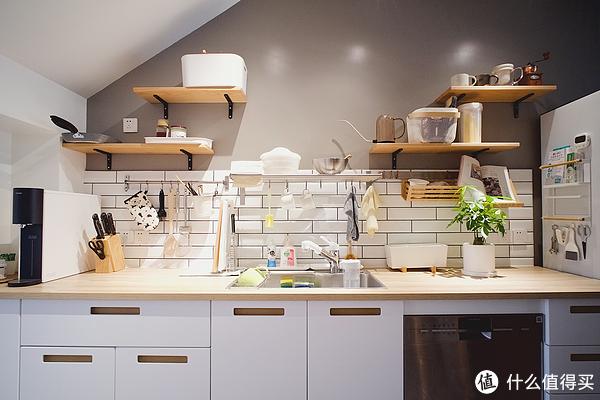 ikea kitchen remodel cost pictures for walls 8个方面 解答你对宜家橱柜的所有疑问 宜家整体厨房订购经验分享 厨房毕业照 台盆一侧