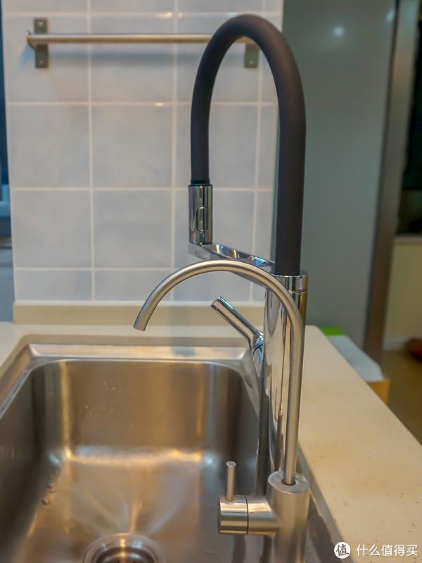 delta kitchen faucets gadget store 向精致厨房更进一步 大白u悦感应厨房龙头 值友评测 什么值得买