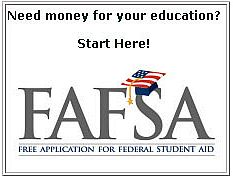 FAFSA Deadline for Student Aid Tuesday, March 10, 2015
