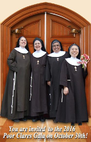 Poor Clares of Perpetual Adoration Fundraiser – AM 1260 The Rock