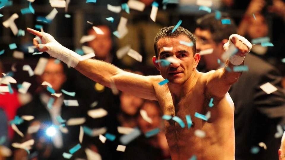 "Omar Narváez: ""Me siento tan bien que me pregunto si vale la pena retirarme"""