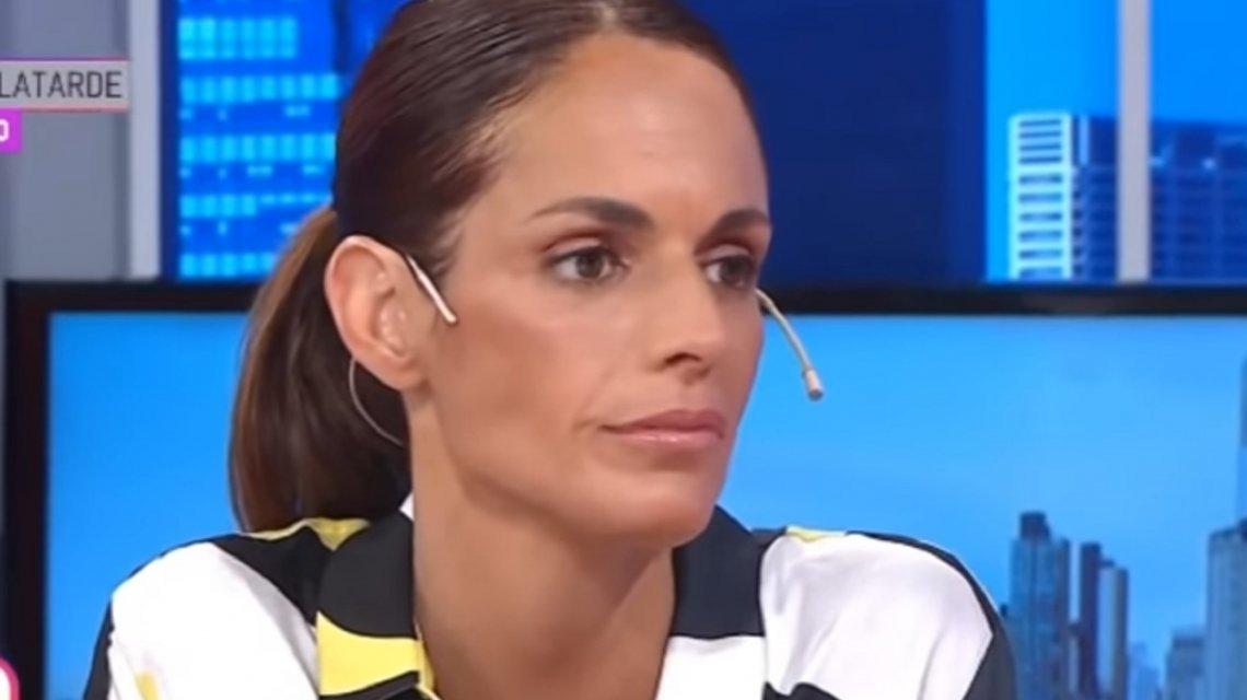 """Verónica Monti: """"Rial me hackeo la cuenta de Instagram"""""""