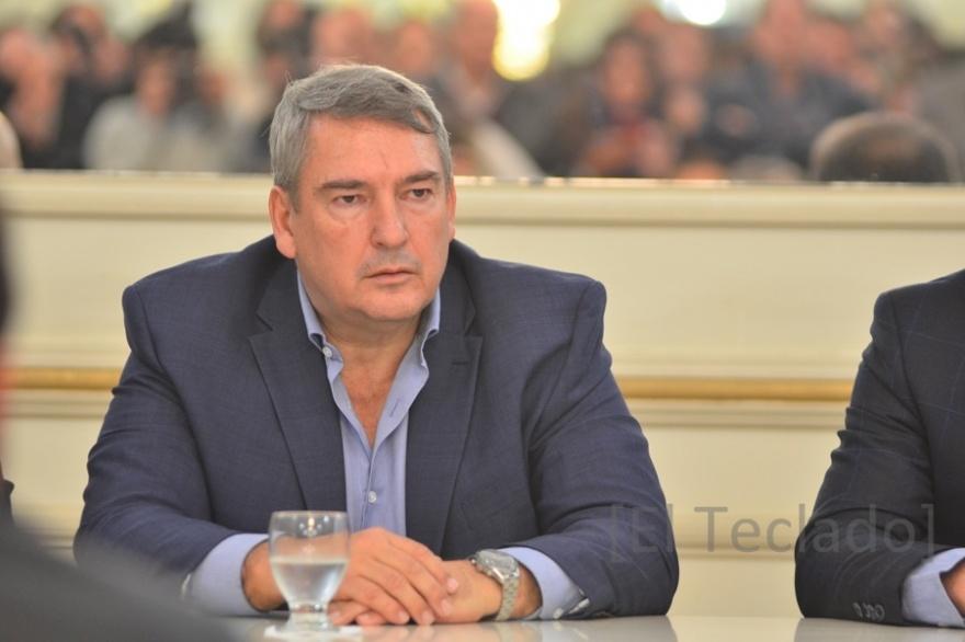 Jorge D'onofrio habló del impulso de la investigación contra Julio Conte Grand