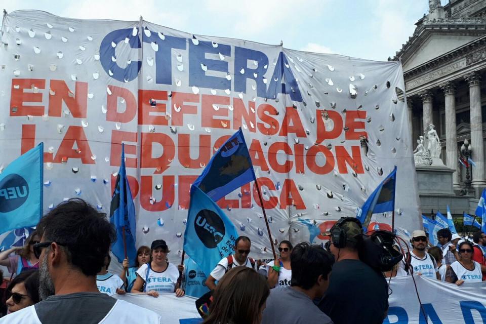 CTERA puso en dudas el inicio de las clases en varias provincias