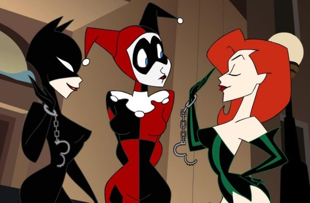 Image result for gotham city sirens