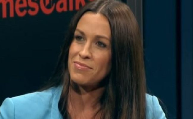 Alanis Morissette Targeted In Home Invasion 2 Million In