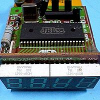 Ef-em Frequency Counter 88-108MHz