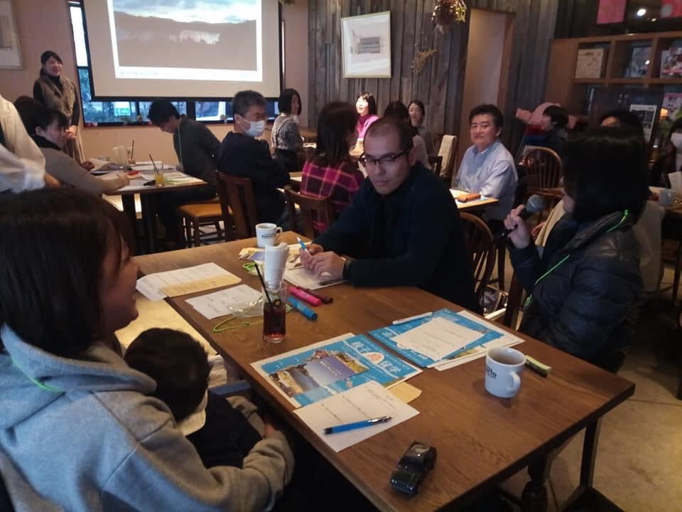 福岡テンジン大学での講演「隠岐諸島海士町に学ぶ 生きるように働く島暮らし」
