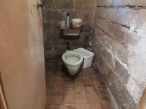 Bathroom in need of complete renovation & repair