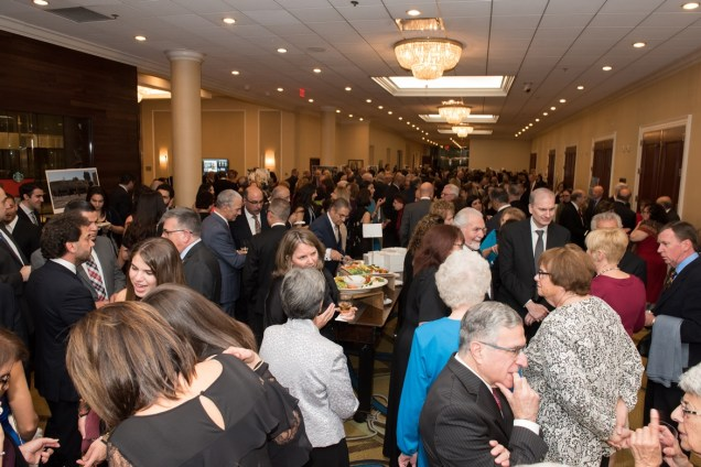 AMAA 100th Anniversary Banquet Reception