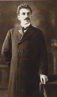 Rev. Khachadour G. Benneyan, Pastor of the Worcester Church 1896-1904, AMAA President 1942-1944