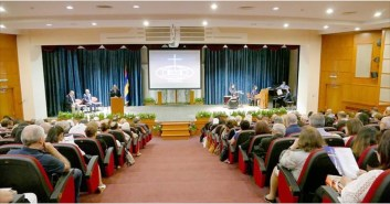 Worship Service in Yerevan
