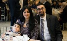 Reverend Joe Garabedian and his family