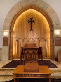 Alter of Emmanuel Church