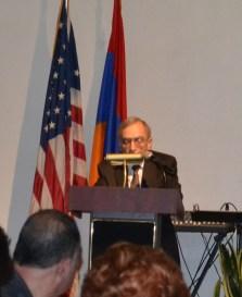 Dr. Nazareth Darakjian, AMAA Board President
