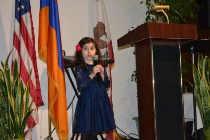Zoey Atachian singing.