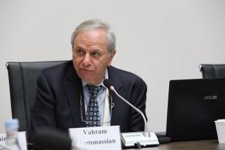 Vahram Shemmassian