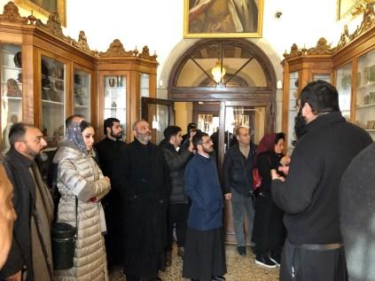 Tour of Monastery