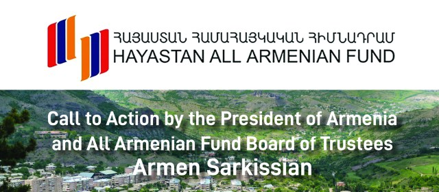 CallForActionArmenianFund
