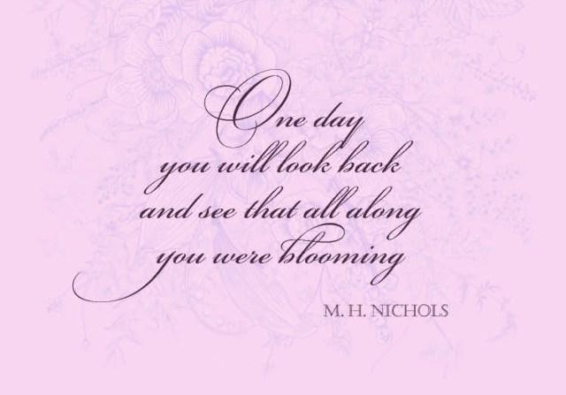 Nichols Quote
