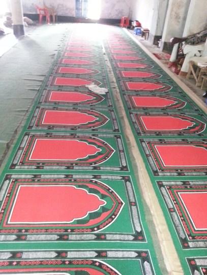 Salaah Carpets Girls Darul Ul & Orph in Bang