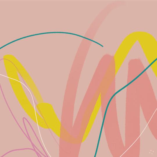 arte abstracto colorido
