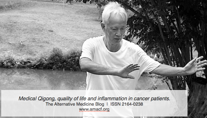 Oh et al., 2010 - Medical Qigong, quality of life and inflammation in cancer patients
