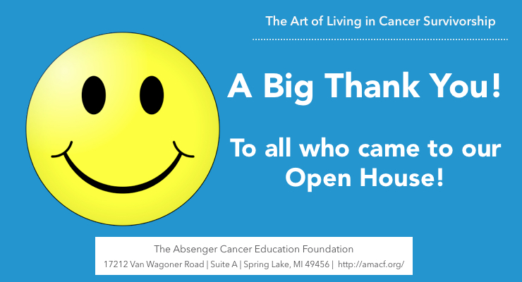 """Thank You for Attenting ACEF Open House and the """"How to Help"""" Question Answered"""