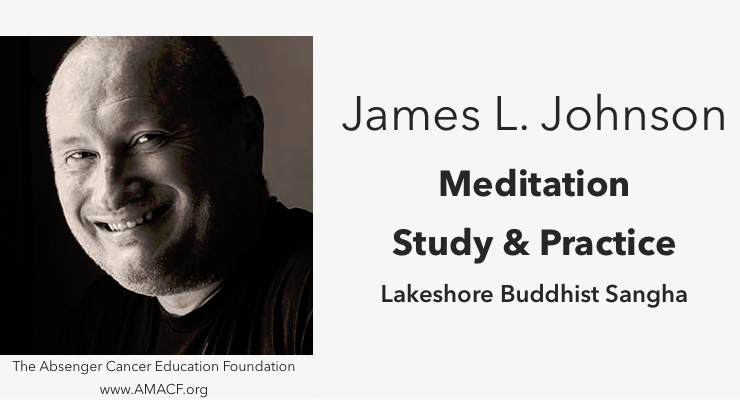 Meditation Practice and Study with Jim Johnson