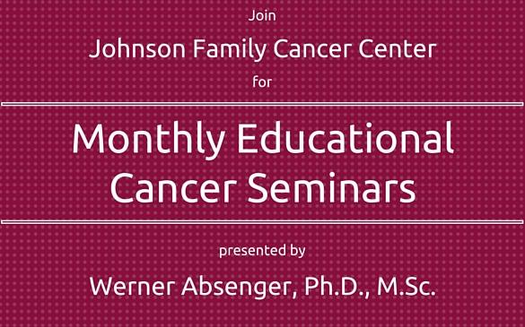 Cancer Seminars for Self-Care Empower Cancer Survivors