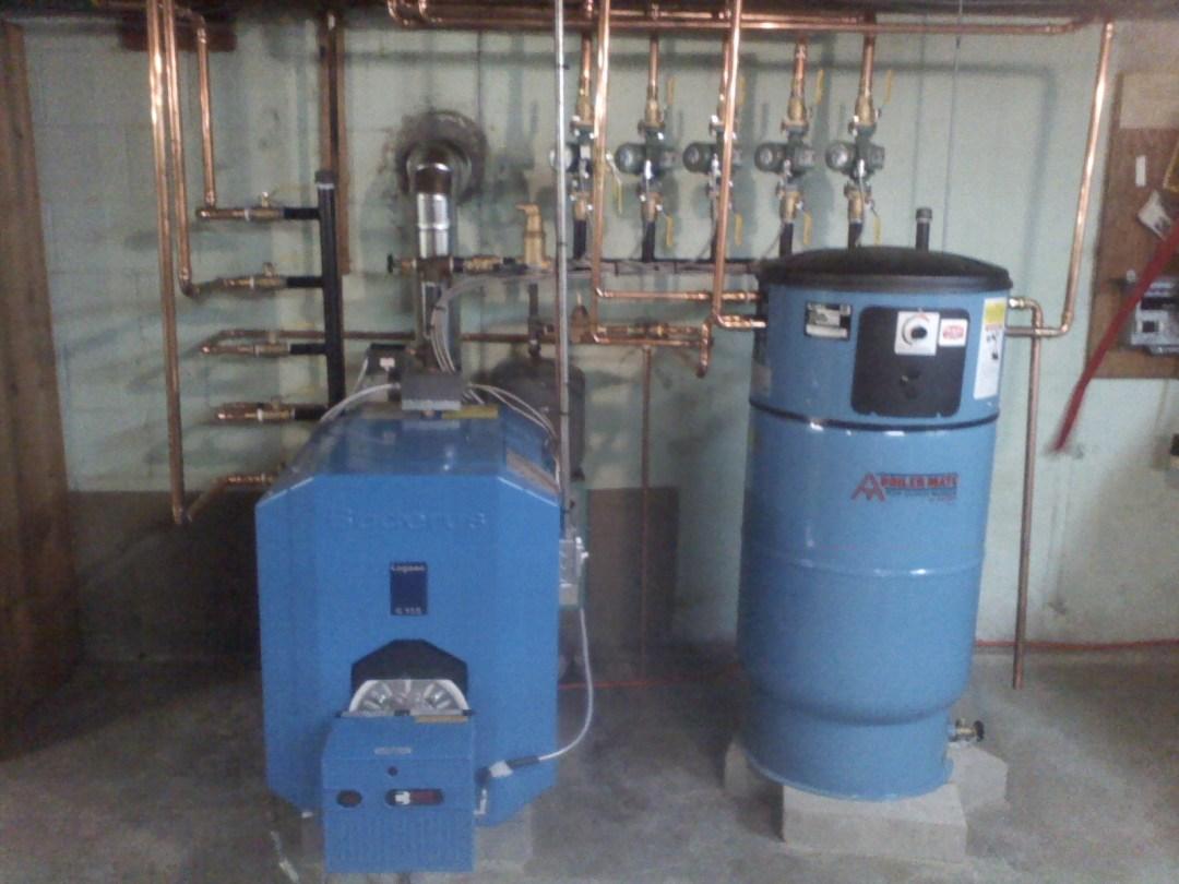 Amac Plumbing and Heating Heating