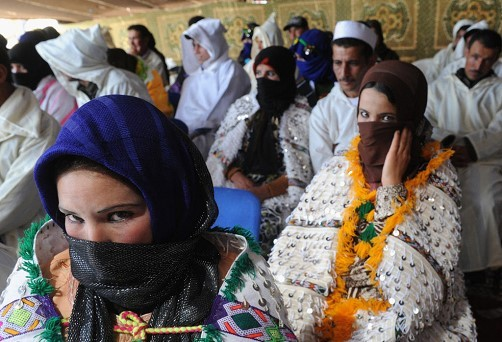 Marriage amazigh collectif
