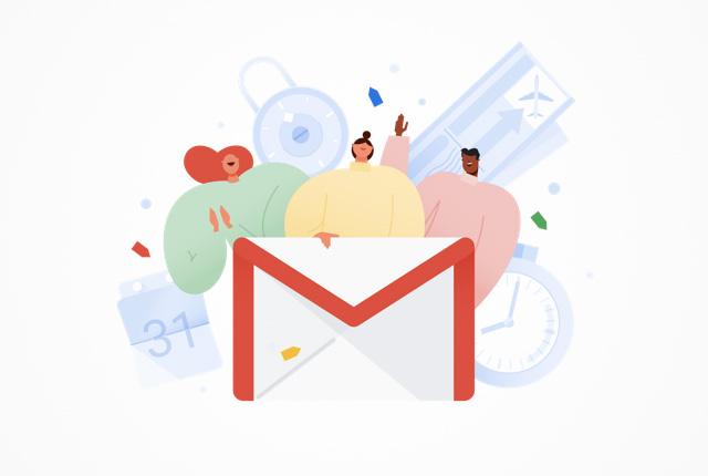Gmail : programmer l'envoi d'un email