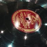 珍しい音盤を今日は、聴いて頂きます。第295回 蓄音器でレコードを楽しむコンサートを午後1時半から開始します。
