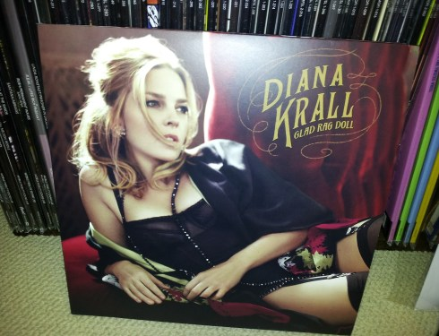 Diana Krall : Glad Rag Doll (Analog)