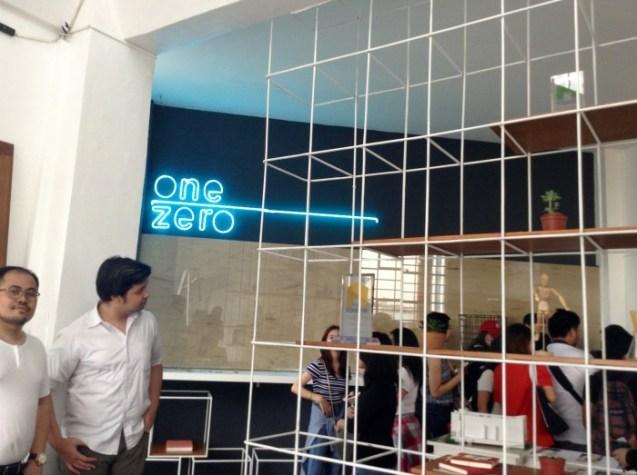 Inside One Zero Collective