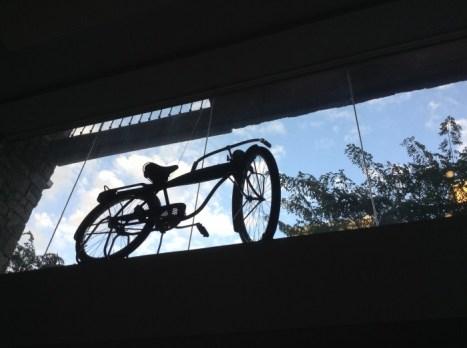 That bike on Main Street