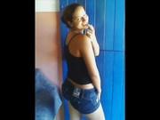 Aline putinha de Fortaleza/CE caiu na net fazendo putaria com o namorado