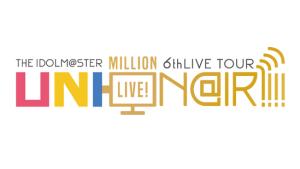 ミリオン6th LIVE ロゴ