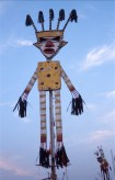 Festival Style:Womad Parade Puppet