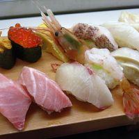 小名浜で海鮮を食べる。