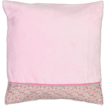 coussin-rose-naissance