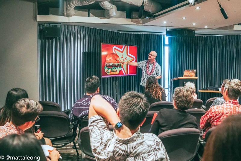 American Marketing Association, Hawaii Chapter, Lunch and Learn with Stan Phelps, author of the Pink Goldfish