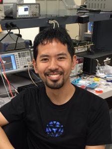 Kevin Miyashiro headshot